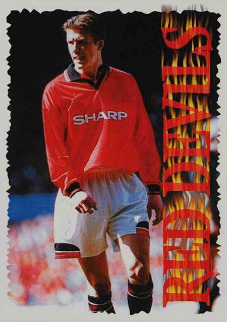Cromo de David Beckham - Odio Eterno Al Fútbol Moderno