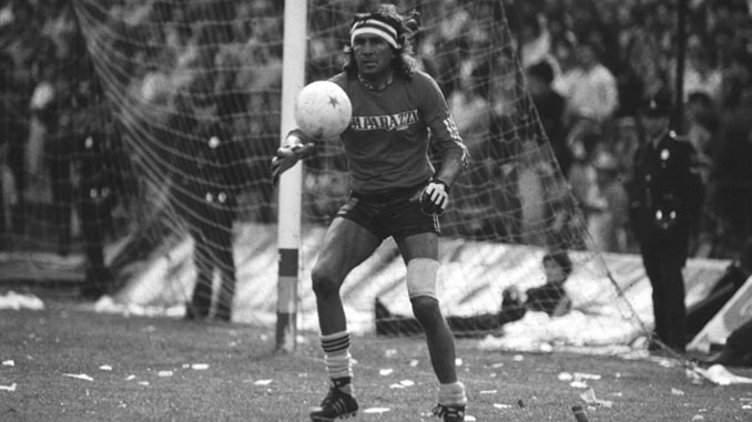 "Hugo ""El Loco"" Gatti, un portero atípico - Odio Eterno Al Fútbol Moderno"