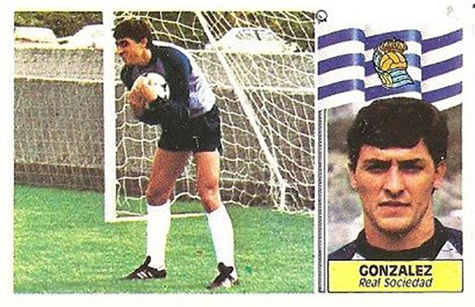 Cromo de José Luis González - Odio Eterno Al Fútbol Moderno