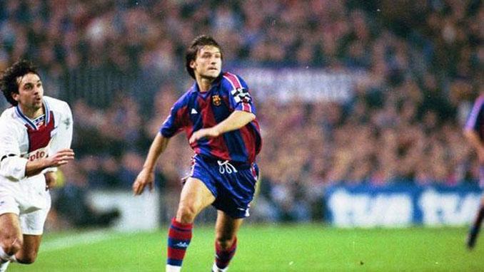 Ígor Korneiev uno de aquellos extraños fichajes de Cruyff para el FC Barcelona - Odio Eterno Al Fútbol Moderno