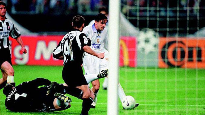 Mijatovic marcó el gol que dio al Real Madrid la séptima Copa de Europa - Odio Eterno Al Fútbol Moderno