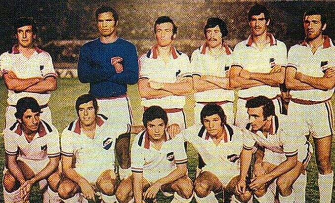 Club Nacional de Football en 1971 - Odio Eterno Al Fútbol Moderno