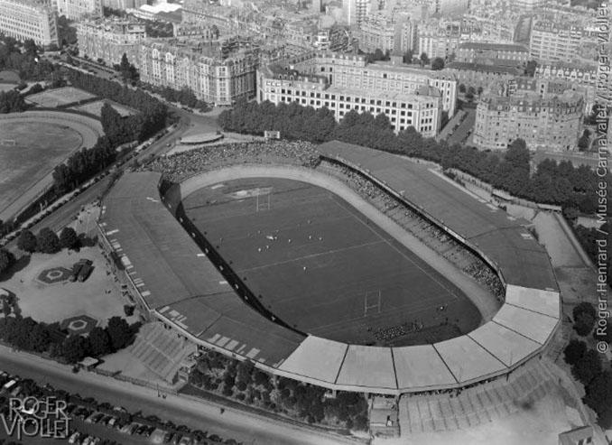 Parque de los Príncipes en 1897 - Odio Eterno Al Fútbol Moderno