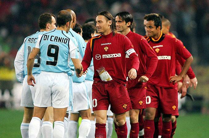 Roma vs Lazio, uno de los derbis más calientes - Odio Eterno Al Fútbol Moderno