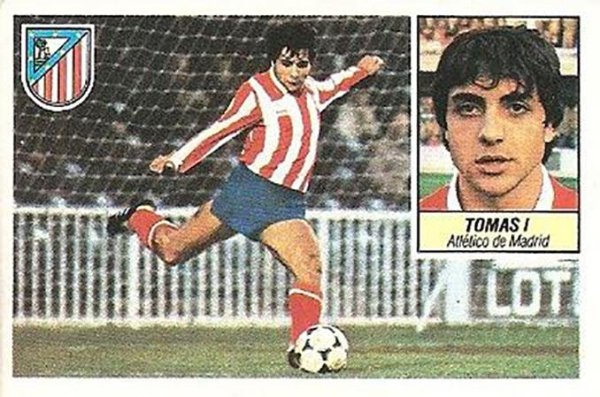 Cromo de Tomás Reñones - Odio Eterno Al Fútbol Moderno