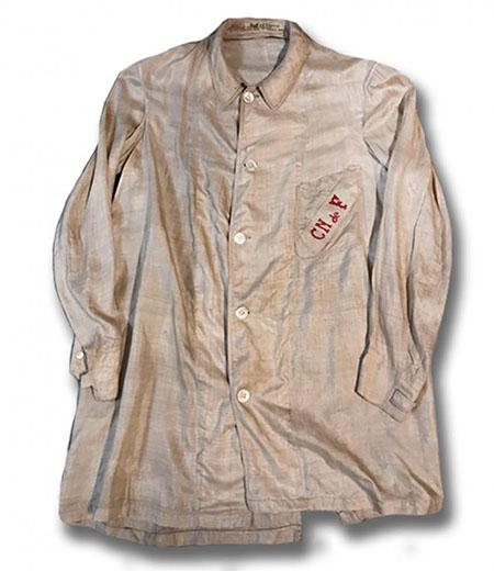 La camiseta más vieja del mundo es de Nacional y data de 1904 - Odio Eterno Al Fútbol Moderno
