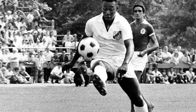 El gol de los cuatro sombreros fue el mejor en la carrera de Pelé - Odio Eterno Al Fútbol Moderno