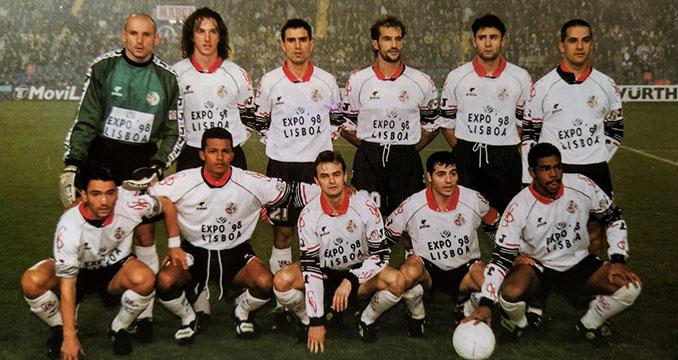 UD Salamanca en la temporada 1998-1999 - Odio Eterno Al Fútbol Moderno
