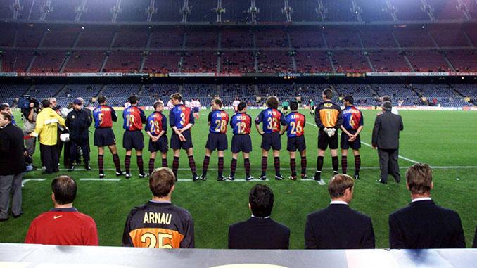 El Barça no compareció ante el Atleti en la vuelta de los cuartos de final de la Copa del Rey 1999-2000 - Odio Eterno Al Fútbol Moderno