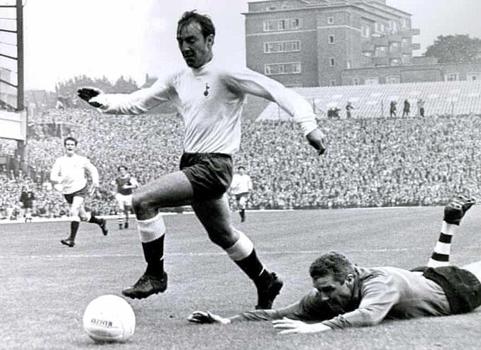 Gol de Jimmy Greaves al Leicester - Odio Eterno Al Fútbol Moderno