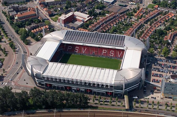 Philips Stadion, la casa del PSV Eindhoven - Odio Eterno Al Fútbol Moderno