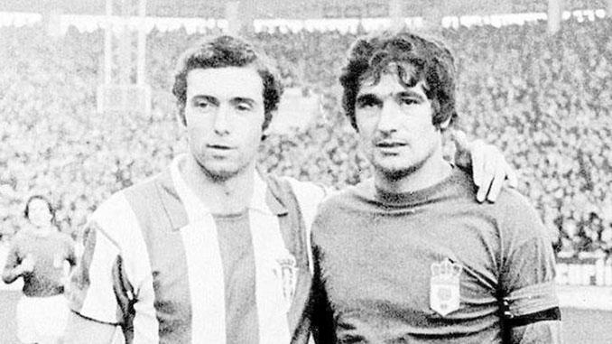 Quini y Tensi leyendas de Sporting de Gijón y Real Oviedo - Odio Eterno Al Fútbol Moderno