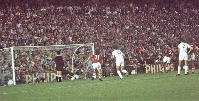 Real Madrid vs Real Murcia de la temporada 1973-1974 - Odio Eterno Al Fútbol Moderno